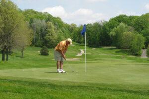 2021 Golf Tournament Player
