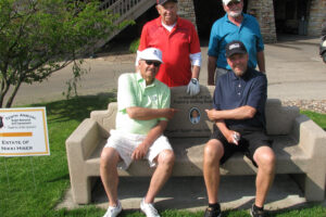 Russ Hiser Memorial 2021 Tournament Golfers